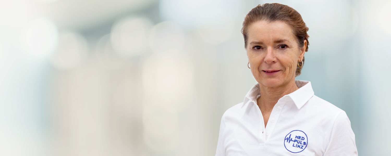 Portrait Dr. med. univ. Magdalena Margoc