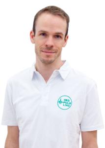 Portrait Dr. med. univ. Conrad Anderl