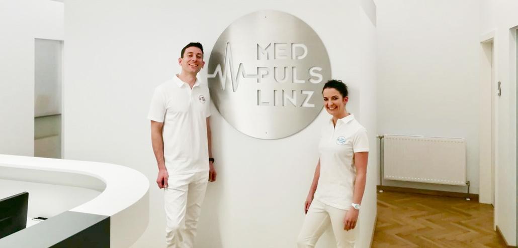 Dr. Maximilian Hartl und Dr. Daniela Hartl