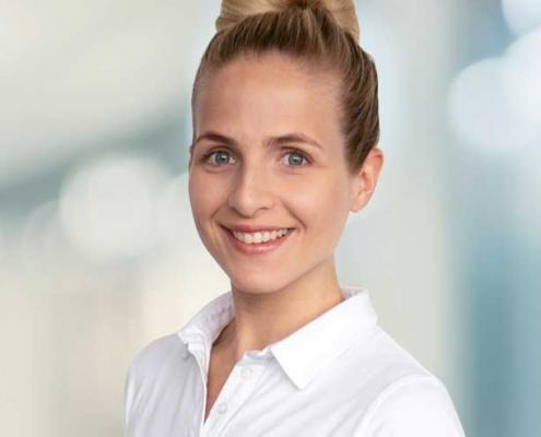 Sophie Görisch verstärkt das Team