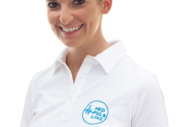 Portrait Dr. med. univ. Daniela Hartl